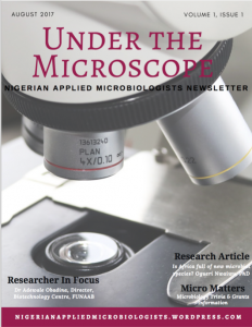 NIGERIAN APPLIED MICROBIOLOGISTS NEWSLETTER